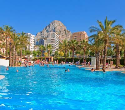 alicante hoteles en la playa