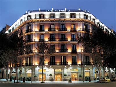 Hotel nh podium barcelona - Hotel nh podium barcelona ...