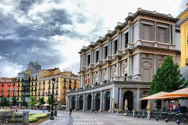 Lugares con encanto e historia en madrid hoteles4you - Madrid sitios con encanto ...