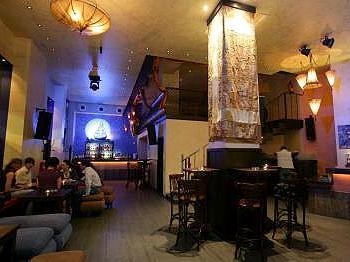 Bambuddha Cafe en Córdoba