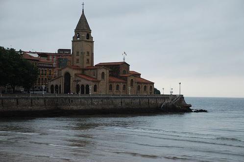 Capilla de los Remedios en Gijón