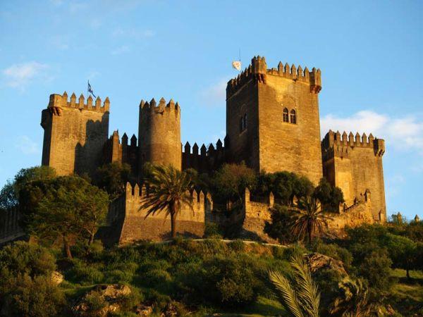 Castillo de Almodóvar en Córdoba