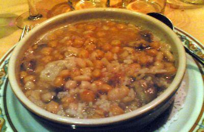 Cocina típica de Granada