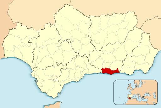Costa tropical de Granada