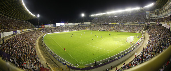 Estadio José Zorrilla en Valladolid
