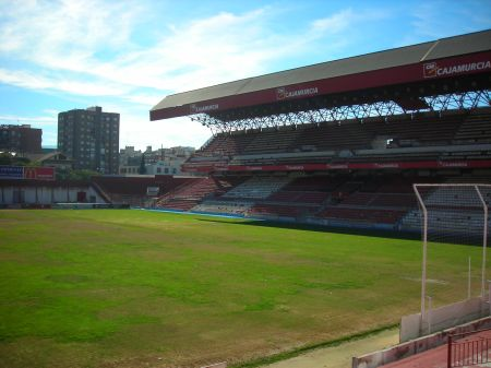 Estadio La Condomina en Murcia