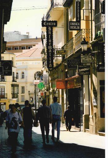 Ir de compras por Cáceres