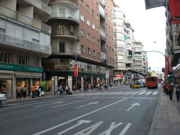 Ir de compras por Murcia