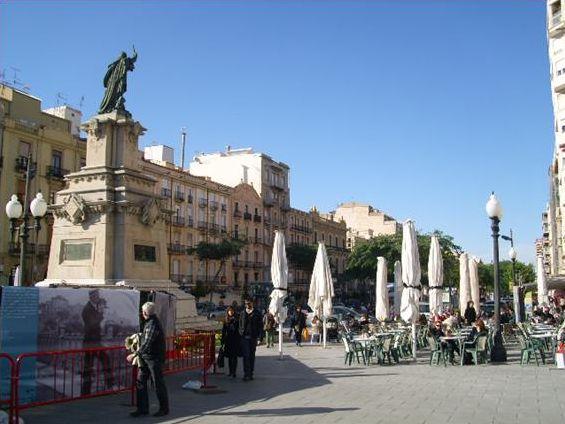 Ir de compras por Tarragona