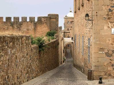 La historia de Cáceres