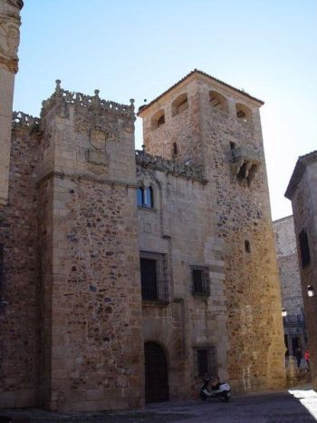 Los monumentos de Cáceres