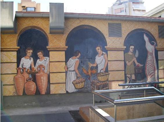 Mercados en Tarragona