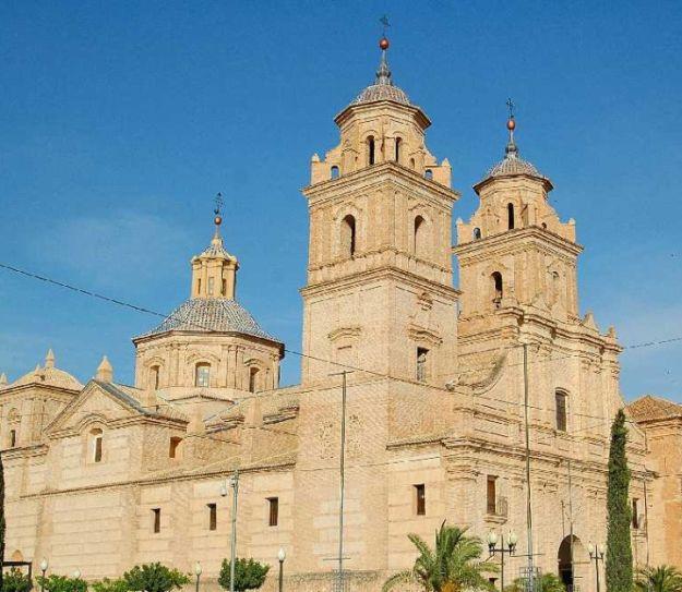Monasterio de los Jerónimos en Guadalupe, Murcia