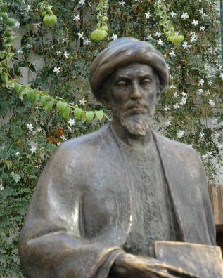 Monumento a Maimónides en Córdoba