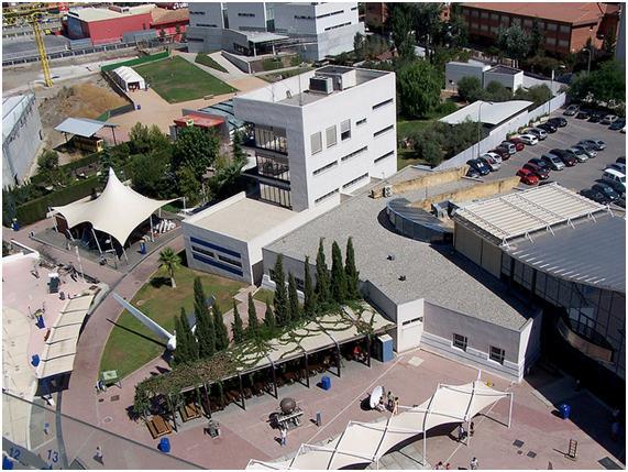 Parque de las Ciencias en Granada