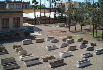 Necrópolis en Tarragona