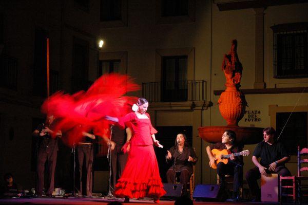 Noche flamenca en Córdoba