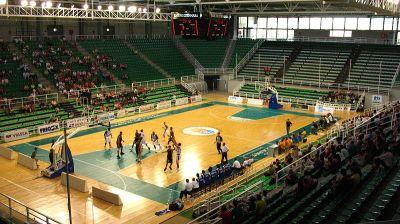 Pabellón deportivo ciudad de Cáceres