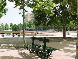 Parque 28 de febrero en Granada