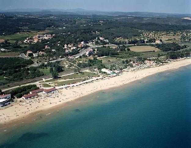 Playa larga, Tarragona