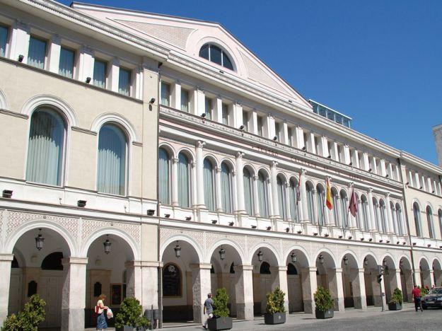 Teatro Calderón en Valladolid