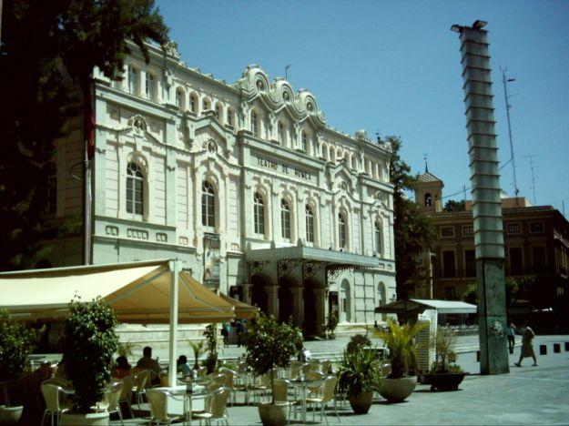 Teatro Romea en Murcia