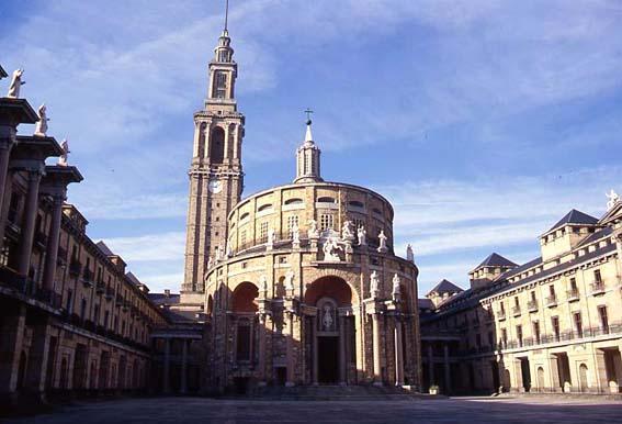 Universidad laboral en Gijón