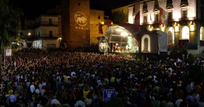 Festival Womad, en Cáceres