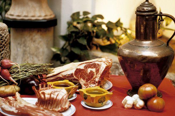 asados de carne en Córdoba