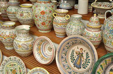 ceramica Ir de compras por Sevilla