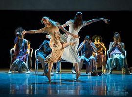 Ballet en Teatro de Rojas, Toledo.