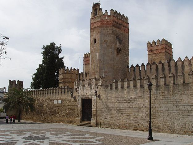 Castillo de San Marcos en el Puerto de Santa María