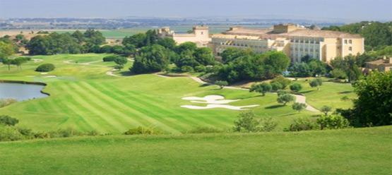 Club de Golf en Cádiz