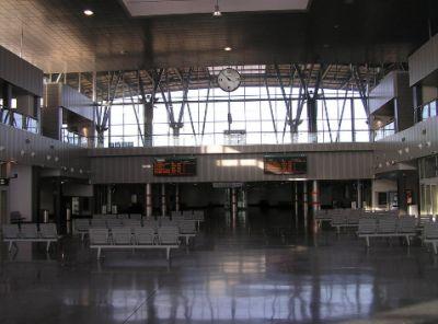 Estación de ferrocarril Burgos