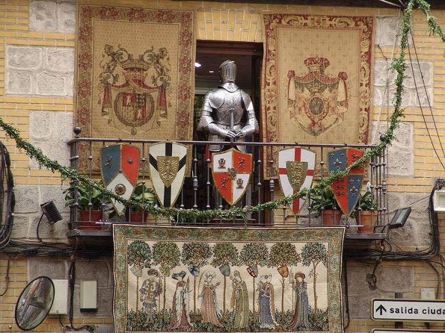 Fiestas del Corpus en Toledo