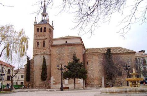 Iglesia parroquial de Illescas, Toledo