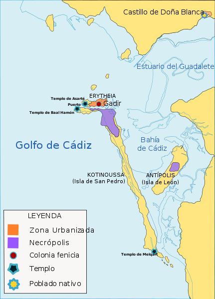 Islas Gadeiras