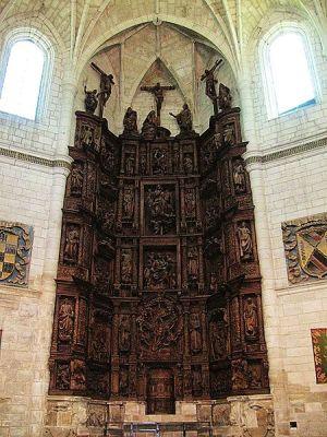 Monasterio de Santa Clara en Briviesca