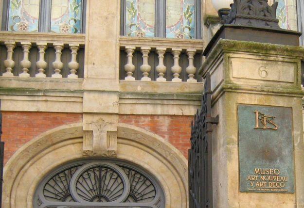 Museo Art Decó en Salamanca