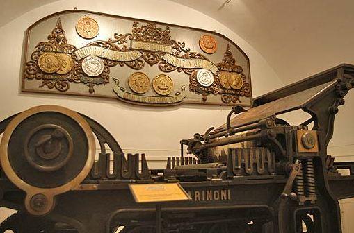 Museo de litografía de Cádiz