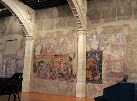 Museo del convento de Santa Clara en Salamanca