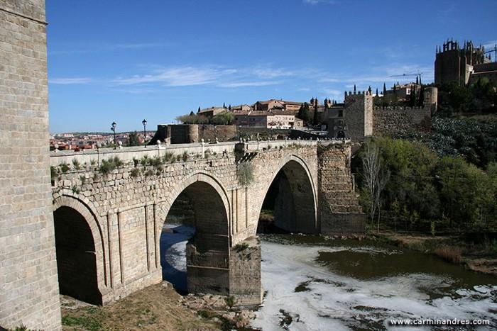 Puente de San Martin, Toledo
