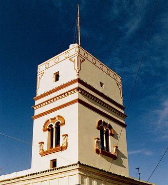 Torre Tavira en Cádiz