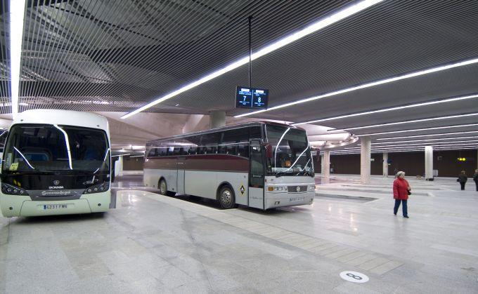 estacion autobus pamplona
