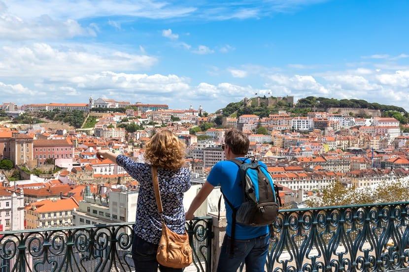 Viajar por Portugal en compañía