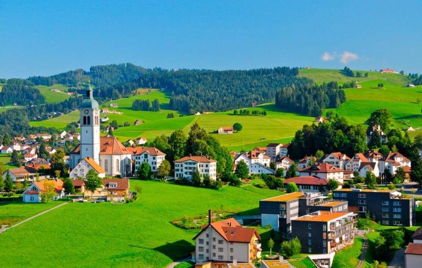 campos en suiza