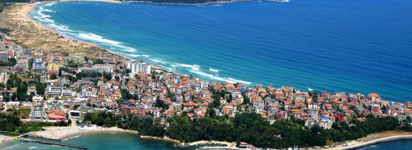 playas en bulgaria
