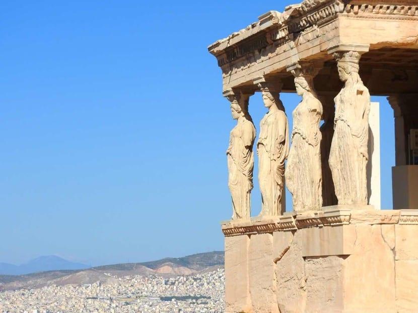 templos en grecia