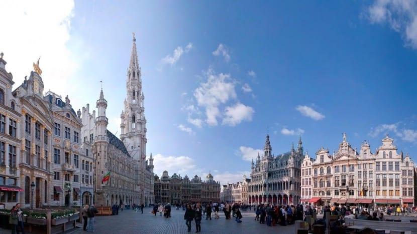 viaje a belgica