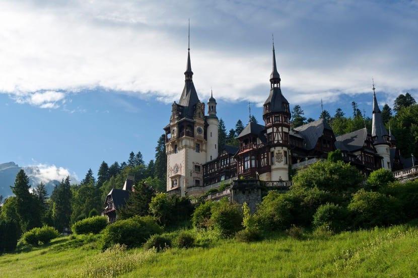 castillos para visitar en rumania